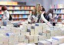 Ieri il Salone del Libro di Torino ha chiuso le biglietterie in anticipo perché era stata raggiunta la capienza massima di visitatori
