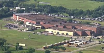 La sparatoria nel liceo in Texas