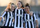 La Juventus ha vinto anche la Serie A femminile