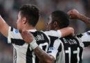 I risultati della 36ª giornata di Serie A