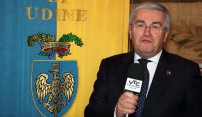 Il nuovo sindaco di Udine è Pietro Fontanini, della Lega