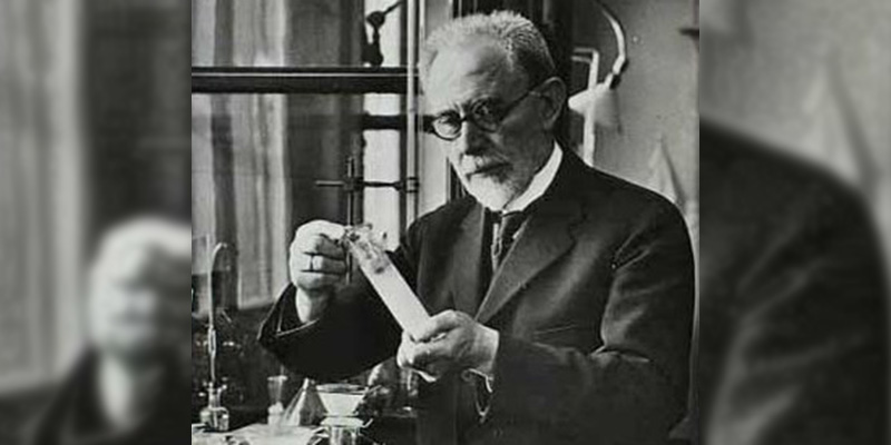 Google omaggia Sorensen, il padre della scala del pH