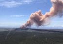 Migliaia di persone hanno lasciato le proprie case nelle Hawaii a causa dell'eruzione di un vulcano