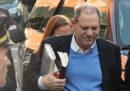 Harvey Weinstein è stato arrestato a New York