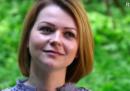 Il primo video di Yulia Skripal dopo l'avvelenamento con un agente nervino
