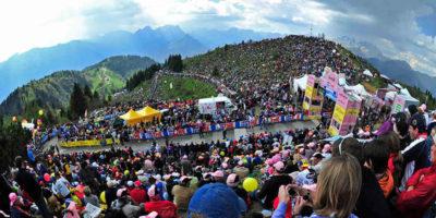 La salita più dura del ciclismo mondiale