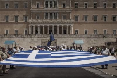 Finisce l'era della Troika in Grecia