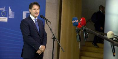 La nuova proposta del governo italiano sui migranti non ha niente di nuovo