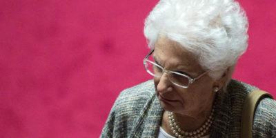 Il video del discorso di Liliana Segre al Senato per la fiducia al governo Conte