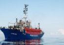 Tutti i migranti a bordo della Lifeline sono sbarcati a Malta