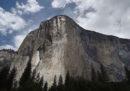 Due arrampicatori americani sono morti cadendo da El Capitan, una delle montagne più difficili da scalare al mondo