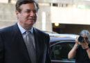 L'ex capo della campagna elettorale di Donald Trump, Paul Manafort, è stato formalmente incriminato di nuovi reati