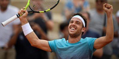 Roland Garros, Cecchinato: