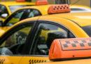 Ieri pomeriggio un taxi ha investito otto persone a Mosca, in Russia