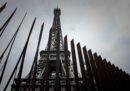 Entro un mese la Torre Eiffel avrà delle barriere anti-terrorismo
