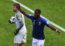 La Francia ha battuto 2-1 l'Australia nella prima partita del Gruppo C