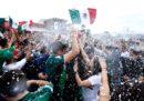 Le esultanze per il gol contro la Germania sono state rilevate dai sismografi in Messico