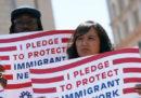 Diciassette stati degli Stati Uniti hanno fatto causa all'amministrazione Trump per la separazione delle famiglie di migranti