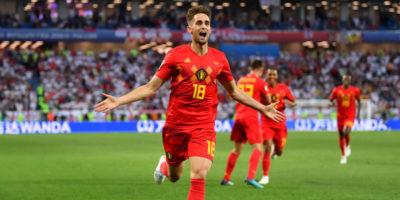 Il Belgio ha battuto 1-0 l'Inghilterra nell'ultima partita dei gruppi dei Mondiali