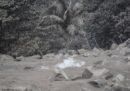 L'eruzione del vulcano del Fuego in Guatemala