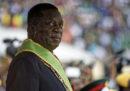 C'è stata un'esplosione durante un discorso del presidente dello Zimbabwe Emmerson Mnangagwa nella città di Bulawayo