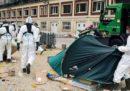 A Parigi sono stati sgomberati due altri campi di migranti