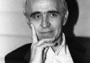 È morto Pierre Carniti, ex segretario della Cisl