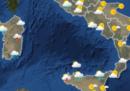 Le previsioni meteo per domani, domenica 24 giugno