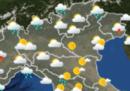 Le previsioni meteo per domani, mercoledì 6 giugno