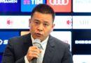 L'ex presidente del Milan Yonghong Li è indagato per false comunicazioni sociali