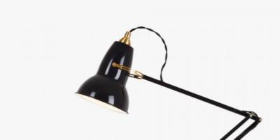 La lampada che ha inventato le lampade da tavolo