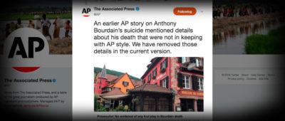 Come i giornali devono parlare dei suicidi