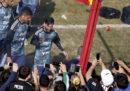 L'amichevole di calcio tra Israele e Argentina è stata cancellata per ragioni politiche