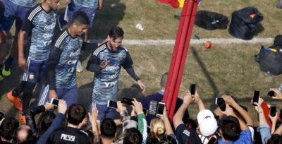 Argentina-Israele non si giocherà. Vince il boicottaggio palestinese