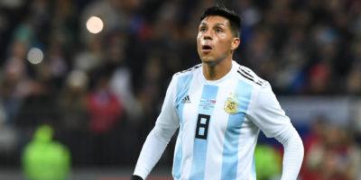 La nazionale argentina ha convocato Enzo Perez per sostituire l'infortunato Manuel Lanzini ai Mondiali di calcio