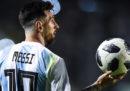 Argentina-Islanda, prima partita del Gruppo D, è finita 1-1