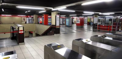 Come si paga con la carta di credito la metropolitana di Milano