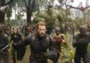 """""""Avengers: Infinity War"""" è il quarto film della storia ad aver incassato più di 2 miliardi di dollari"""
