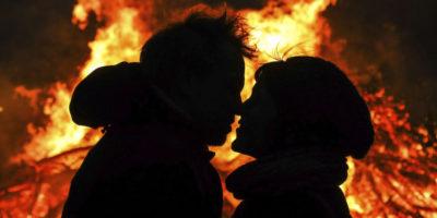 Perché ci baciamo