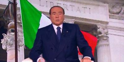 Il video di Silvio Berlusconi che annuncia la sua opposizione al governo Conte