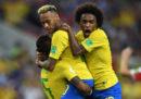 Brasile e Svizzera si sono qualificate agli ottavi di finale dei Mondiali