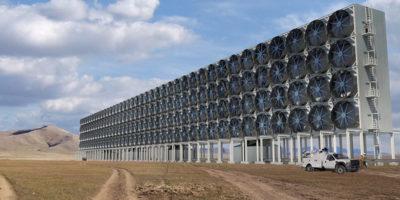 Come produrre carburante contro il riscaldamento globale, partendo dall'aria