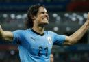 L'Uruguay ha eliminato il Portogallo