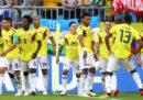Colombia e Giappone si sono qualificate agli ottavi di finale dei Mondiali