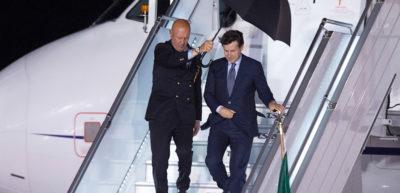 Conte dice che la Russia dovrebbe rientrare nel G8