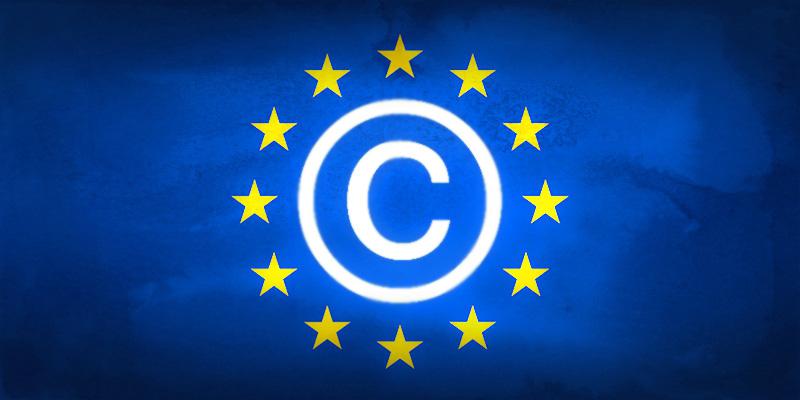 Supini di fronte al copyright