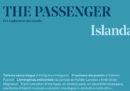 Un po' di pagine da Passenger, la nuova rivista di Iperborea