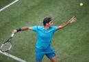 Federer ha perso la finale dell'Open di Halle e il primo posto nella classifica ATP