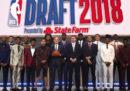 Chi ha scelto chi al Draft NBA 2018