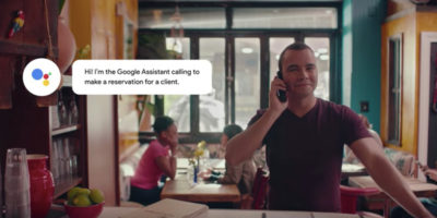 Google fa sul serio con la sua intelligenza artificiale che telefona al posto nostro